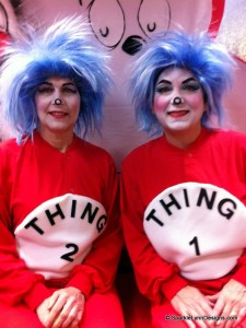 Thing 1 and Thing 2 (Dr. Suess)